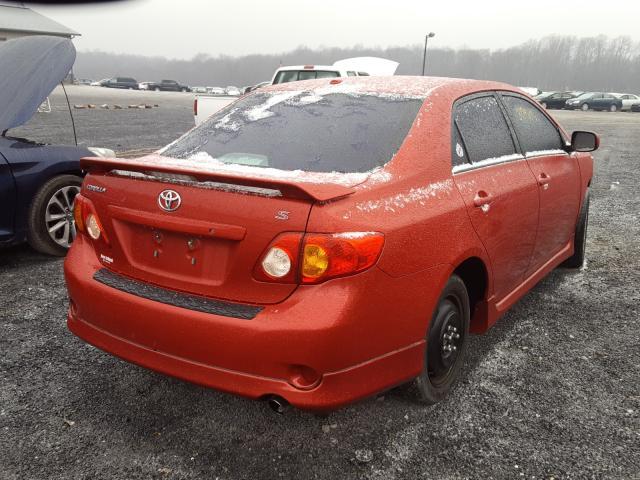 цена в сша 2010 Toyota Corolla Ba 1.8L 2T1BU4EE2AC332439