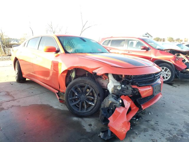 2016 DODGE CHARGER SX 2C3CDXHG8GH307213
