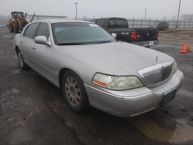 Lincoln salvage cars for sale: 2009 Lincoln Town Car S