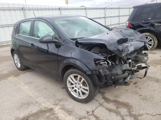 2015 CHEVROLET SONIC LT - Other View
