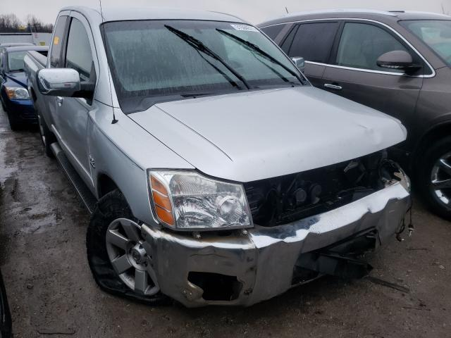 2004 NISSAN TITAN XE - Other View Lot 31584511.