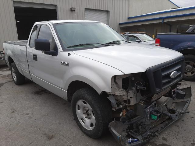 2008 FORD E150 - Left Front View Lot 31728741.