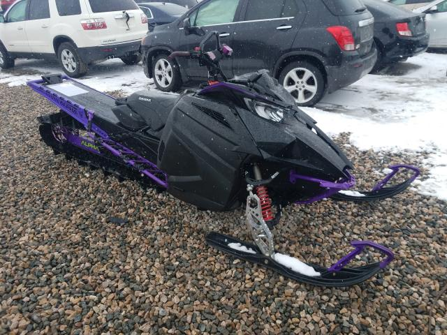 Arctic Cat Snowmobile salvage cars for sale: 2019 Arctic Cat Snowmobile