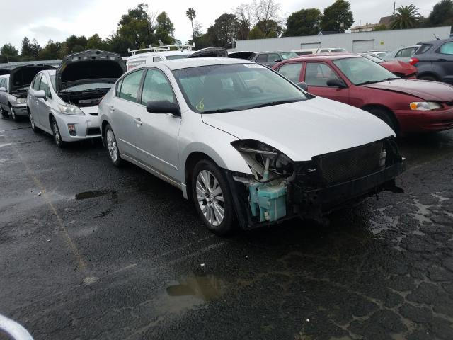 Salvage cars for sale from Copart Vallejo, CA: 2007 Nissan Altima 2.5