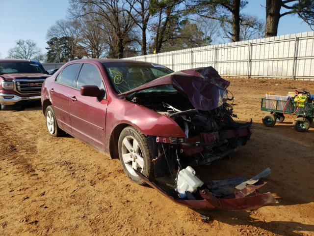 Salvage cars for sale from Copart Longview, TX: 2007 Ford Fusion SE