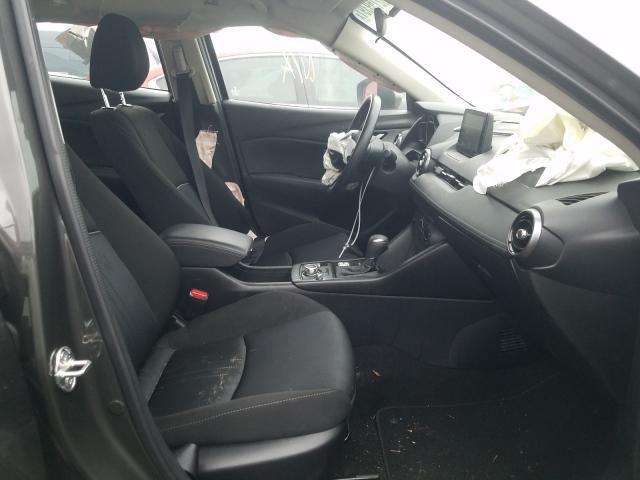 пригнать из сша 2019 Mazda Cx-3 Sport 2.0L JM1DKDB76K1461052