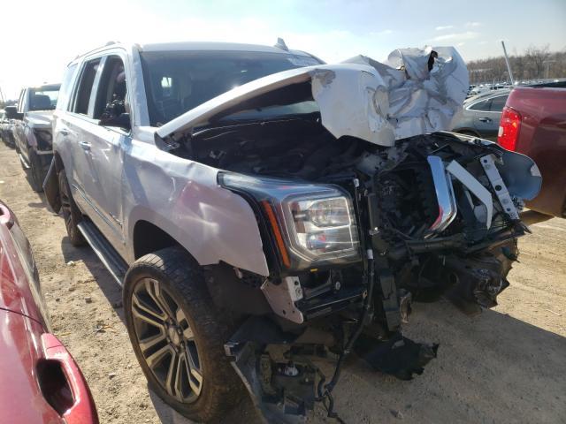 Salvage cars for sale from Copart Oklahoma City, OK: 2017 GMC Yukon Dena
