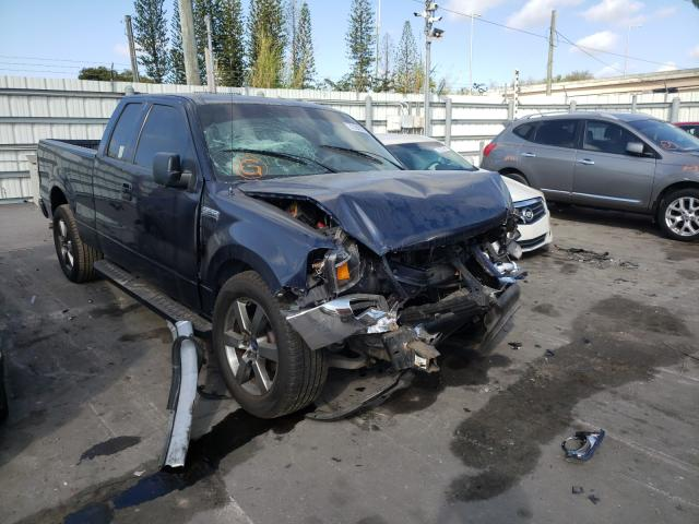 Salvage cars for sale from Copart Miami, FL: 2004 Ford F150