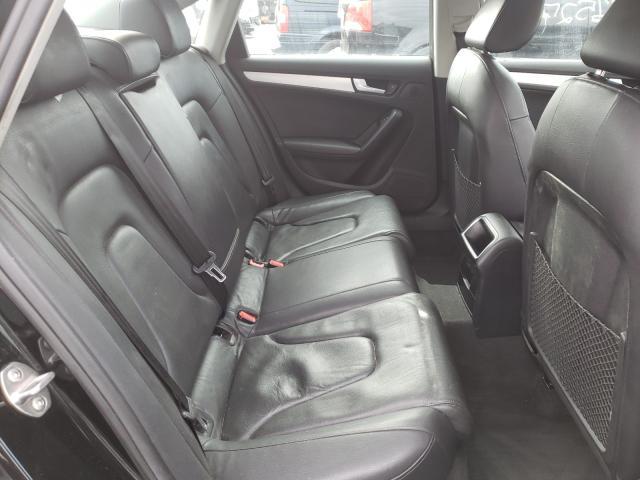 2012 AUDI A4 PREMIUM WAUBFAFL0CN013849