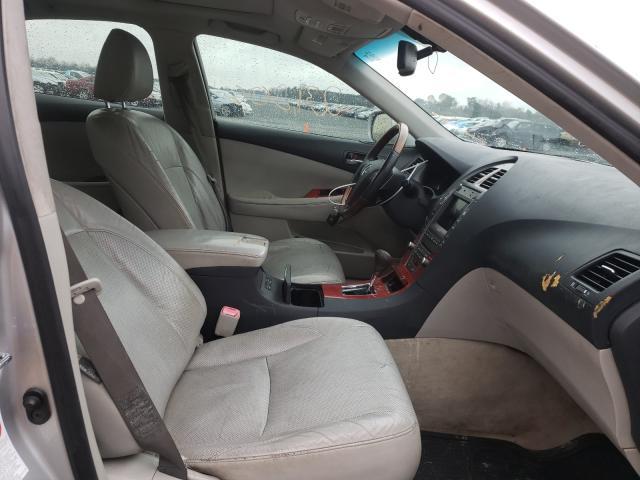2007 LEXUS ES 350 - Left Rear View