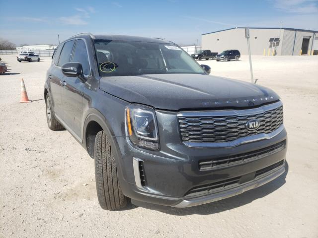 KIA Telluride salvage cars for sale: 2021 KIA Telluride