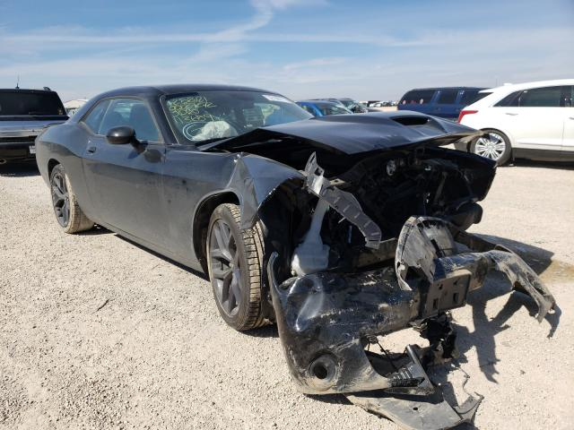 Salvage cars for sale from Copart San Antonio, TX: 2020 Dodge Challenger