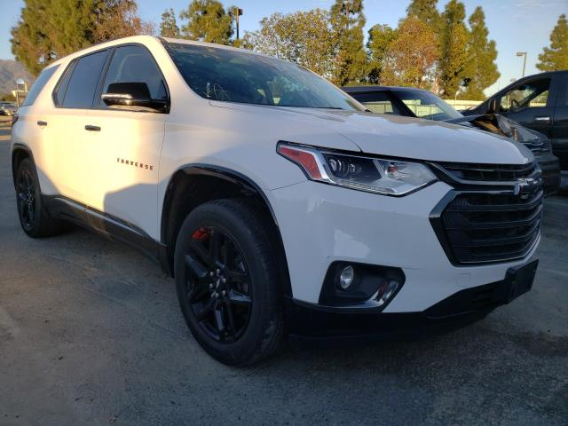 Salvage cars for sale from Copart Rancho Cucamonga, CA: 2019 Chevrolet Traverse