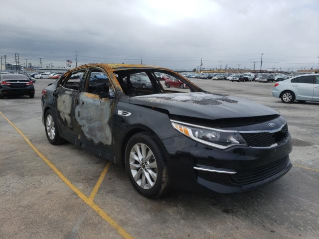 2018 KIA Optima LX en venta en Sun Valley, CA