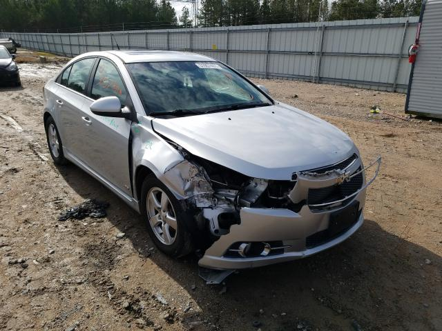 Salvage cars for sale from Copart Charles City, VA: 2011 Chevrolet Cruze LT