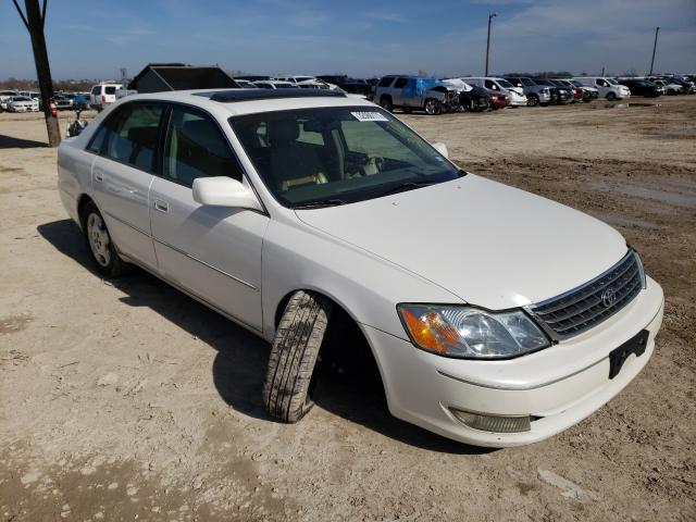 Salvage cars for sale from Copart Temple, TX: 2004 Toyota Avalon XL
