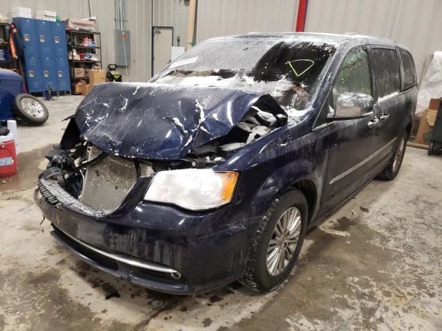 из сша 2013 Chrysler Town & Cou 3.6L 2C4RC1CG8DR818696