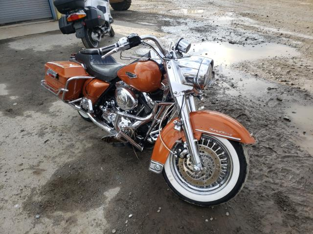 Salvage cars for sale from Copart Waldorf, MD: 2000 Harley-Davidson Flhrci