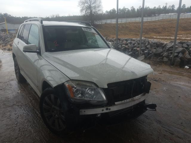 Salvage cars for sale from Copart Gaston, SC: 2011 Mercedes-Benz GLK 350