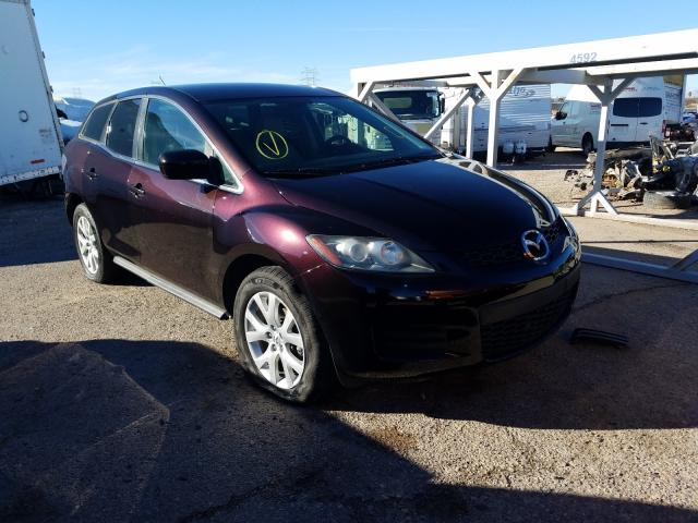 Salvage cars for sale from Copart Tucson, AZ: 2008 Mazda CX-7