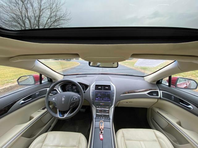 3LN6L2JK6DR807394 2013 Lincoln Mkz 3.7L