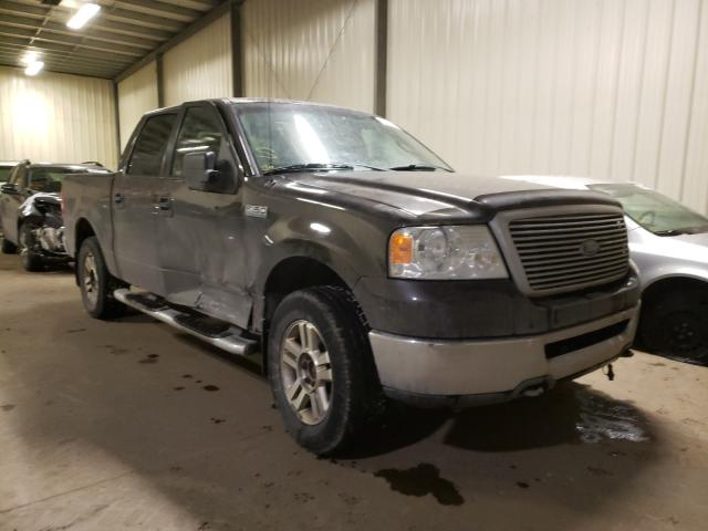 Salvage 2006 FORD F-150 - Small image. Lot 32319911