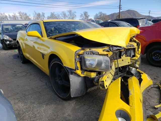 Salvage cars for sale from Copart Colton, CA: 2010 Chevrolet Camaro LT