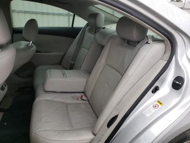2007 LEXUS ES 350 - Interior View