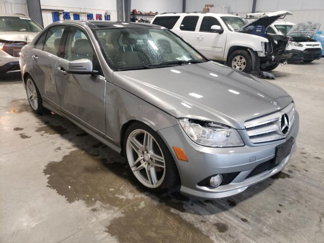 Mercedes-Benz salvage cars for sale: 2010 Mercedes-Benz C 300 4matic