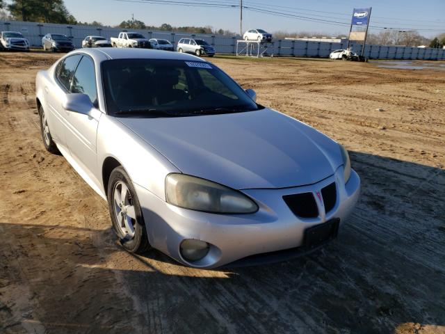 Salvage cars for sale from Copart Newton, AL: 2004 Pontiac Gran Prix