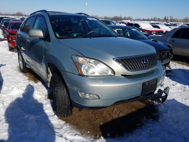 Lexus RX330 salvage cars for sale: 2005 Lexus RX330