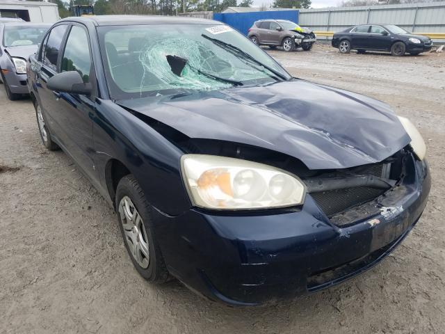 Vehiculos salvage en venta de Copart Florence, MS: 2007 Chevrolet Malibu LS