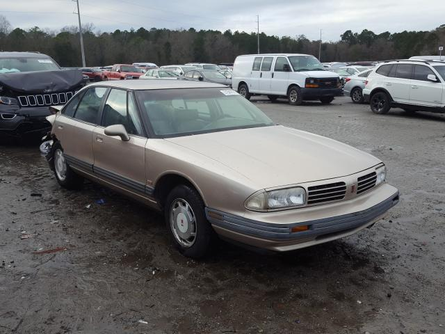 Oldsmobile salvage cars for sale: 1995 Oldsmobile 88 Royale