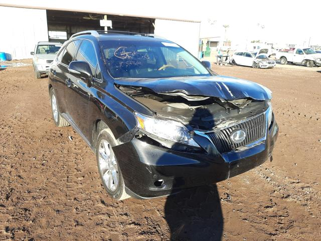 2012 LEXUS RX 350 2T2ZK1BA4CC077182