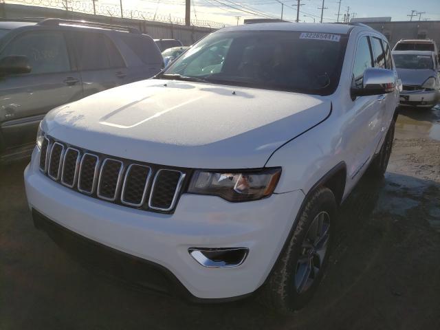 из сша 2017 Jeep Grand Cher 3.6L 1C4RJFBG0HC948765