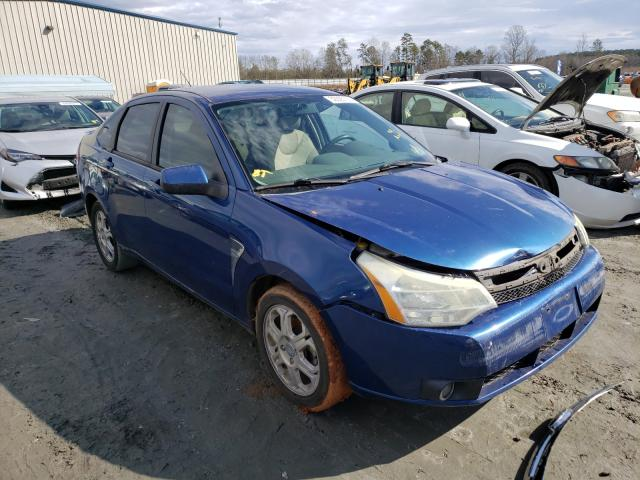 Salvage 2008 FORD FOCUS - Small image. Lot 32225191