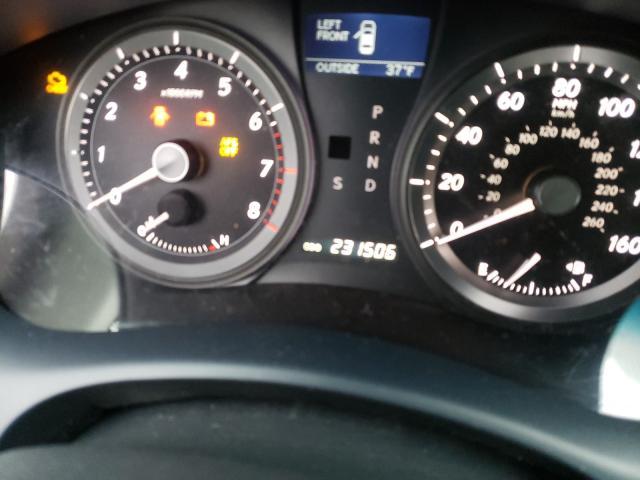2007 LEXUS ES 350 - Engine View