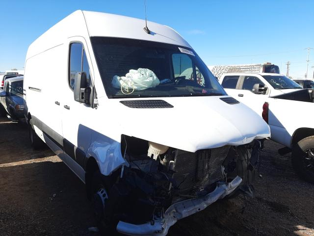Mercedes-Benz salvage cars for sale: 2019 Mercedes-Benz Sprinter 3