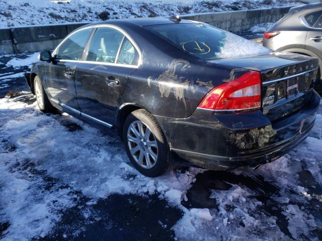 2010 VOLVO S80 3.2 YV1960AS3A1132410