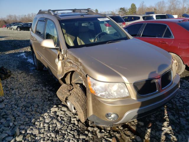 Vehiculos salvage en venta de Copart Mebane, NC: 2006 Pontiac Torrent