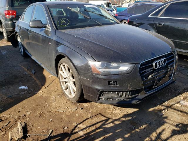 Audi A4 salvage cars for sale: 2014 Audi A4
