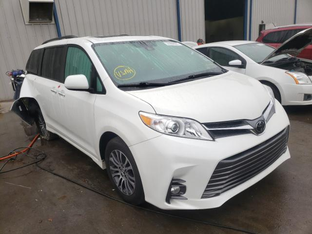 2019 Toyota Sienna XLE for sale in Apopka, FL