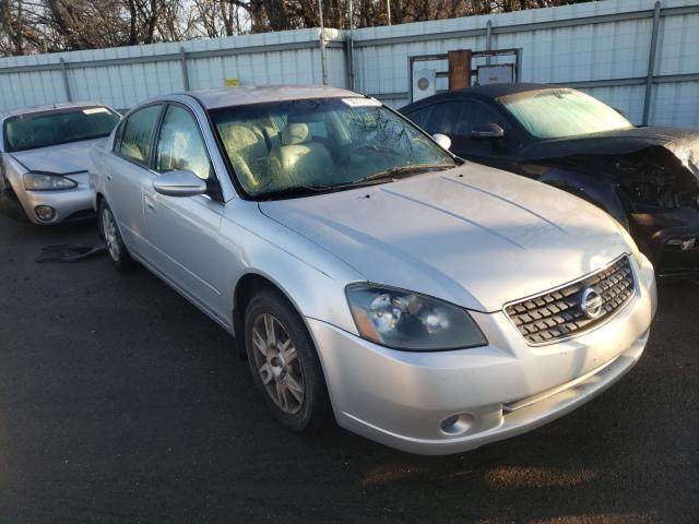 Vehiculos salvage en venta de Copart Glassboro, NJ: 2005 Nissan Altima S