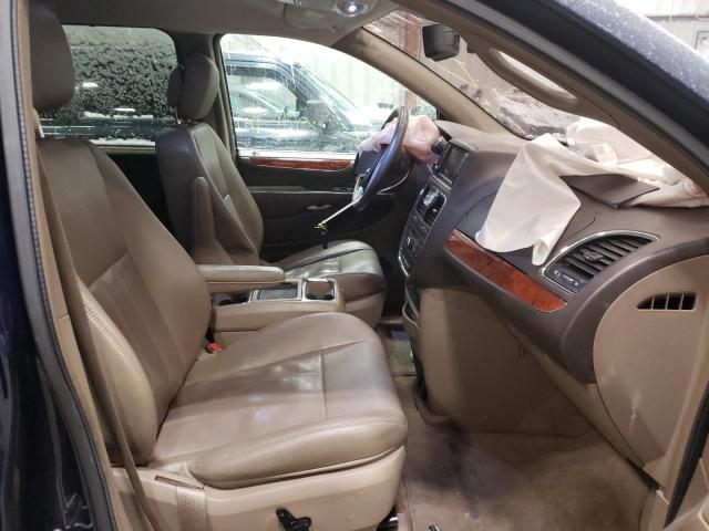пригнать из сша 2013 Chrysler Town & Cou 3.6L 2C4RC1CG8DR818696