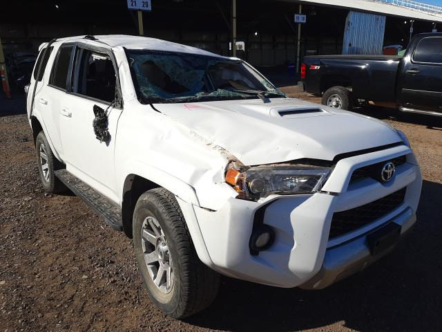 Salvage cars for sale from Copart Phoenix, AZ: 2016 Toyota 4runner SR