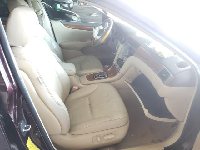 2006 LEXUS ES330 - Left Rear View