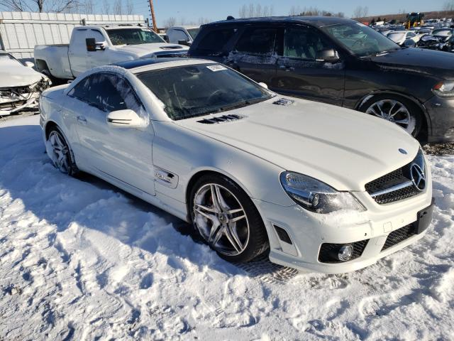2009 Mercedes-Benz SL 63 AMG en venta en Courtice, ON