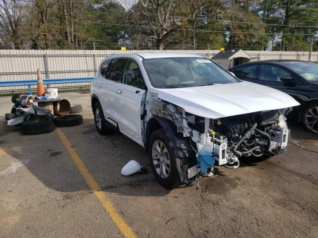 Salvage cars for sale from Copart Eight Mile, AL: 2020 Hyundai Santa FE S