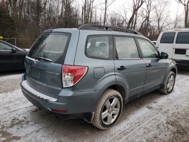 цена в сша 2010 Subaru Forester X 2.5L JF2SH6BC2AG780945