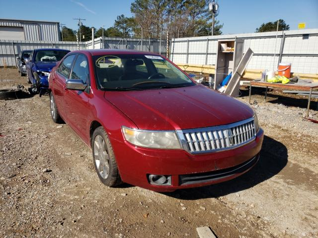 Lincoln MKZ salvage cars for sale: 2009 Lincoln MKZ